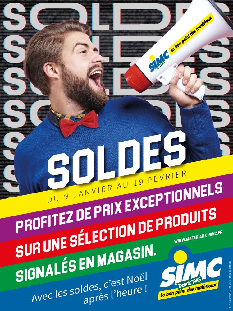 Soldes SIMC 2019