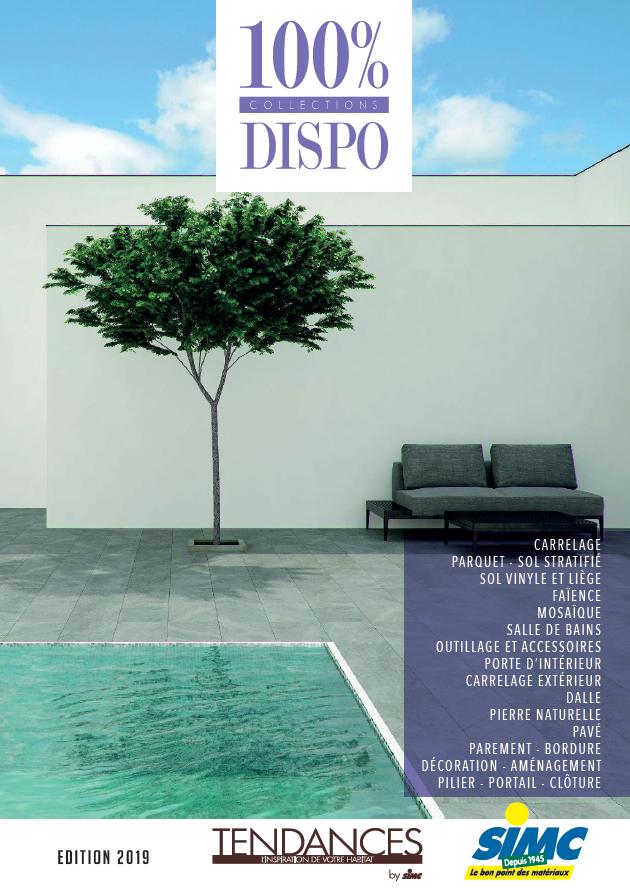 100% Dispo - Matériaux SIMC 2019