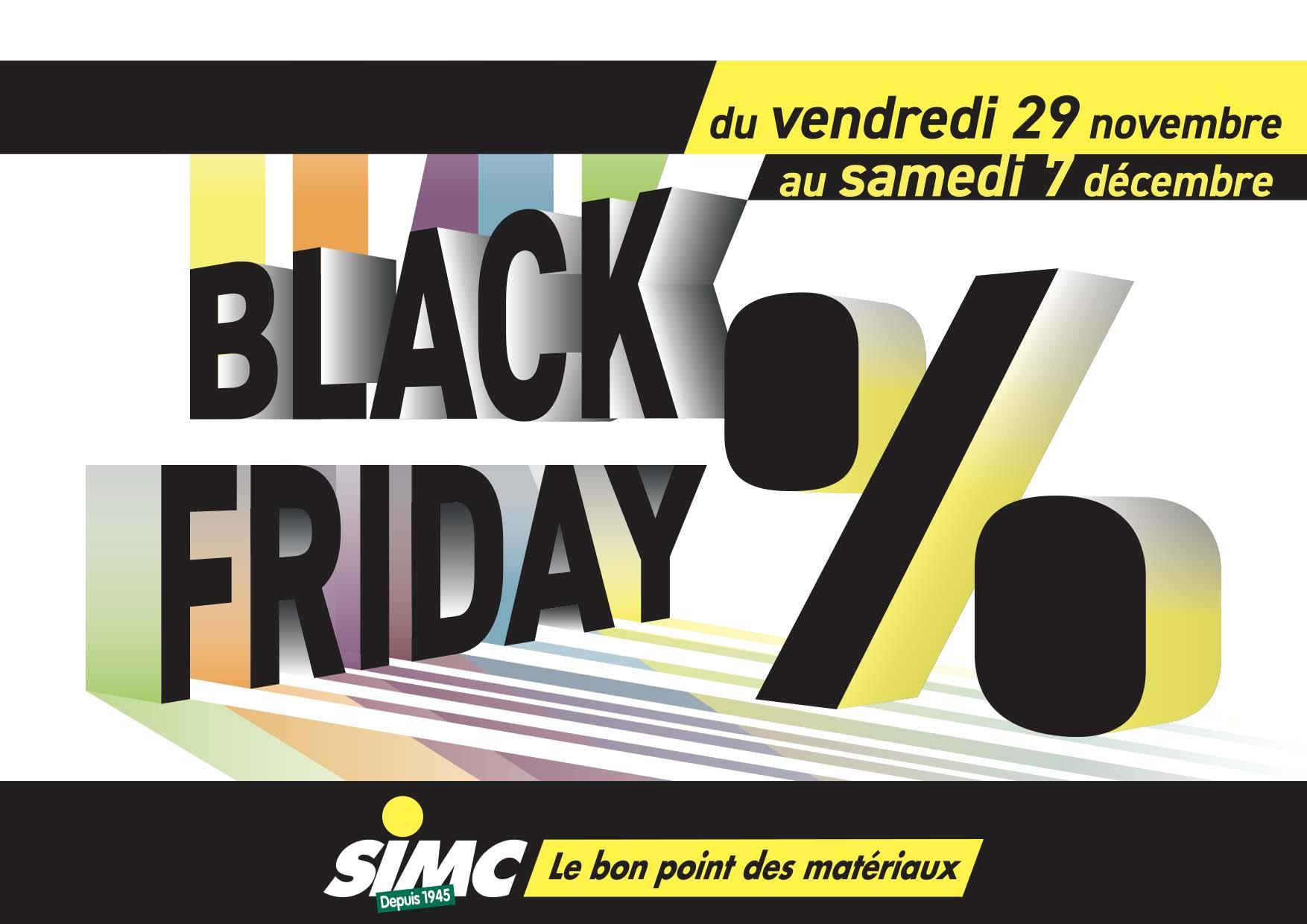 BLACK FRIDAY SIMC