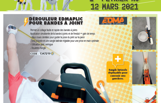 Catalogue 100% Pros, Chantier des Pros