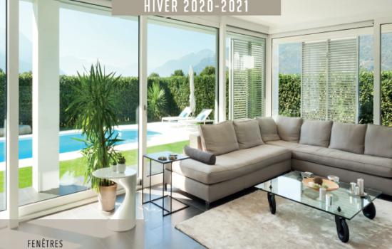 Nouveau Catalogue Menuiserie, Édition 2021
