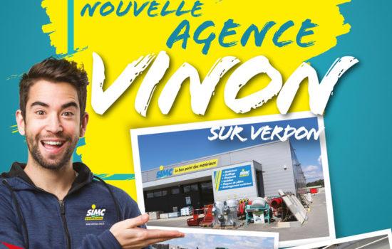 Vinon-sur-Verdon : le nouveau rendez-vous des professionnels et des particuliers.
