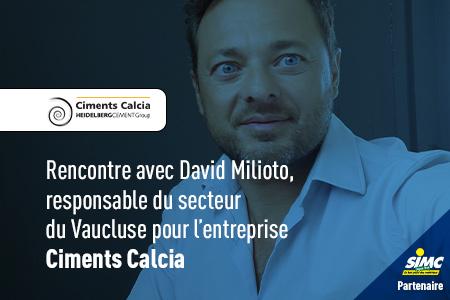Ciments Calcia : découvrez l'origine des produits disponibles en agence et dans nos catalogues.